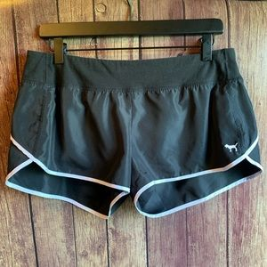 3/$25 PINK Victoria's Secret Black Athletic Shorts